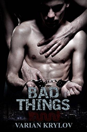 """Couverture du roman """"Bad things""""."""