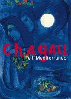 MARC CHAGALL AL BLU DI PISA (3/4)