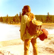 opher 1971 Yellowstone park