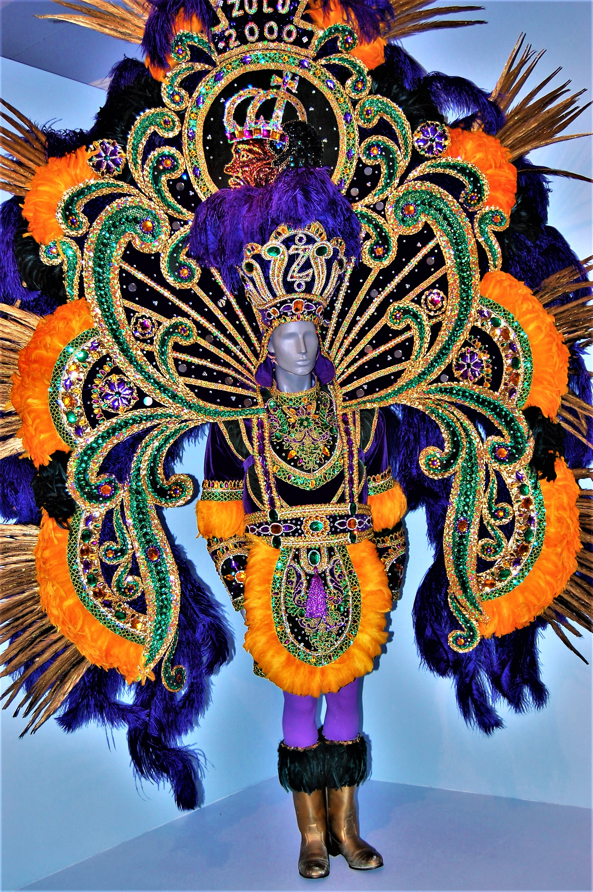 Mardi Gras Costumes From New Orleans Opher S World