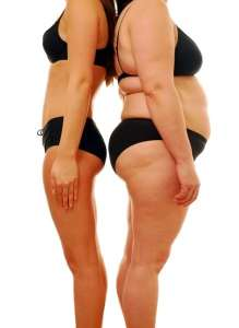 girl with methadone weight gain