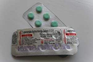 loperamide for opiate withdrawal