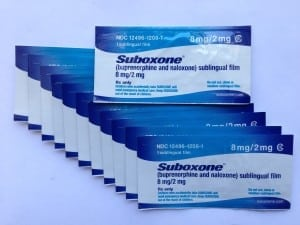 suboxone for opiate withdrawal