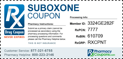 suboxone vs methadone