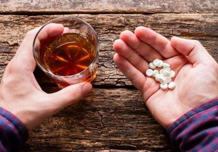 Oxycodone and Alcohol Combination is Not Recommended