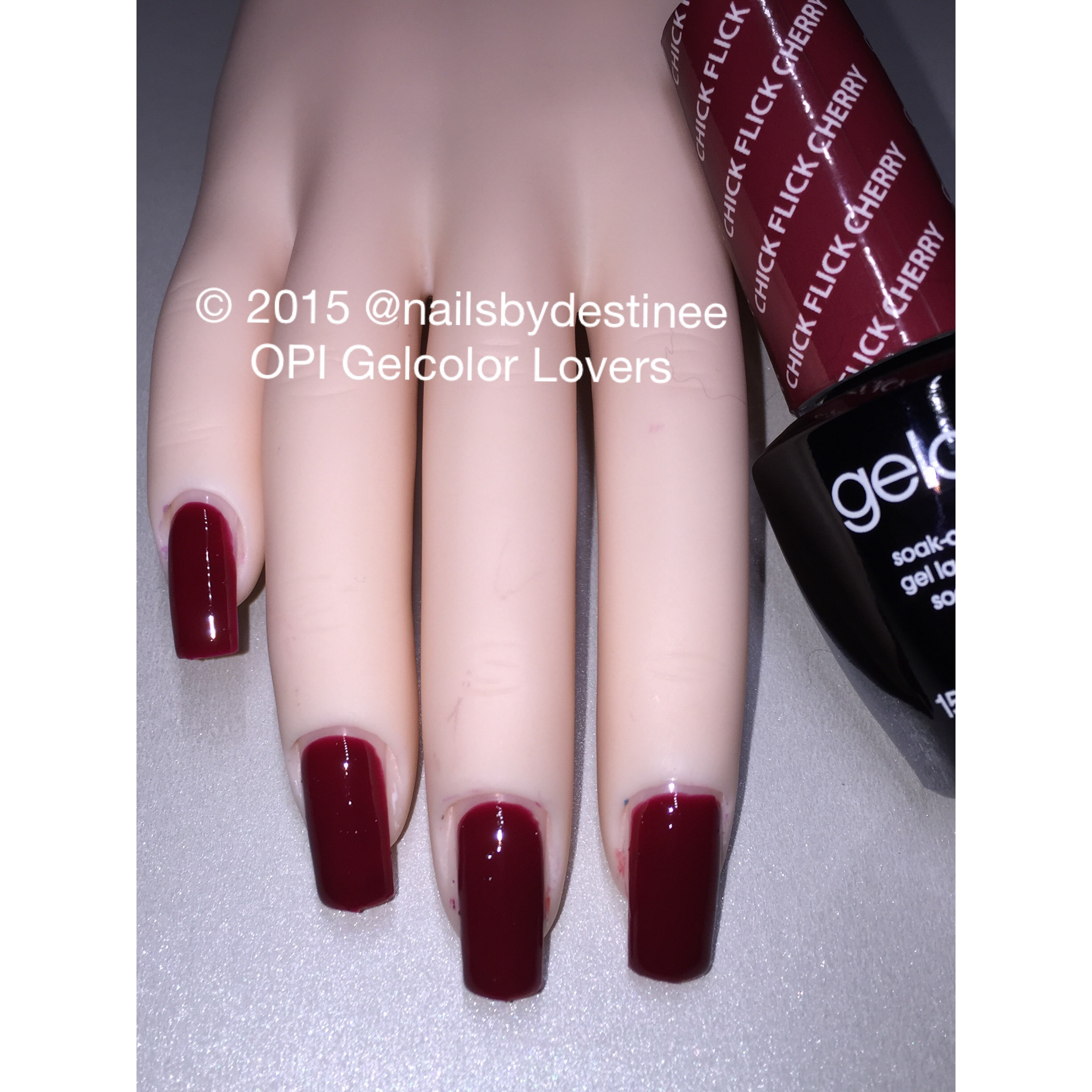 The Classic Collection – OPI GelColor Lovers