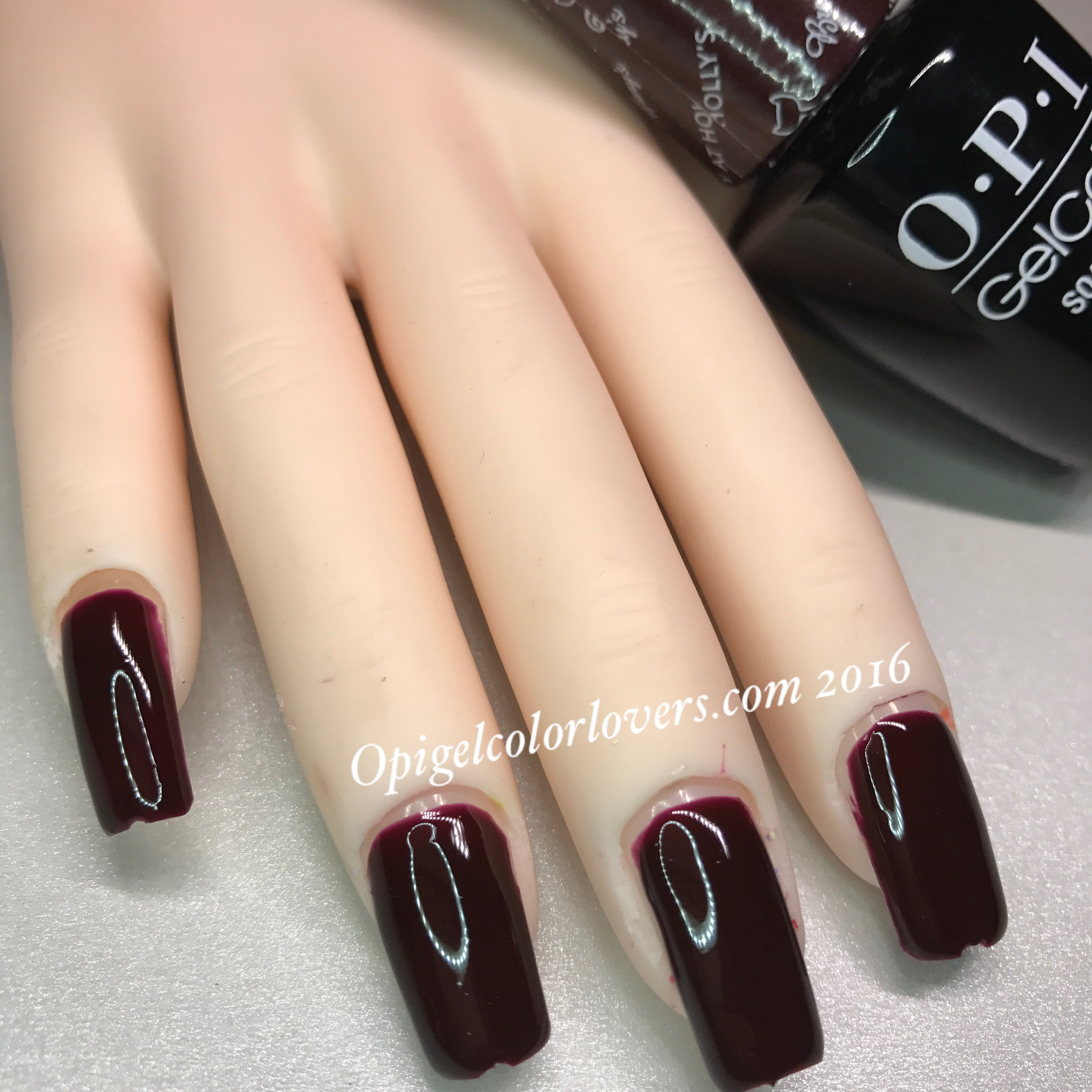 Breakfast At Tiffany\'s Collection – Holiday 2016 – OPI GelColor Lovers