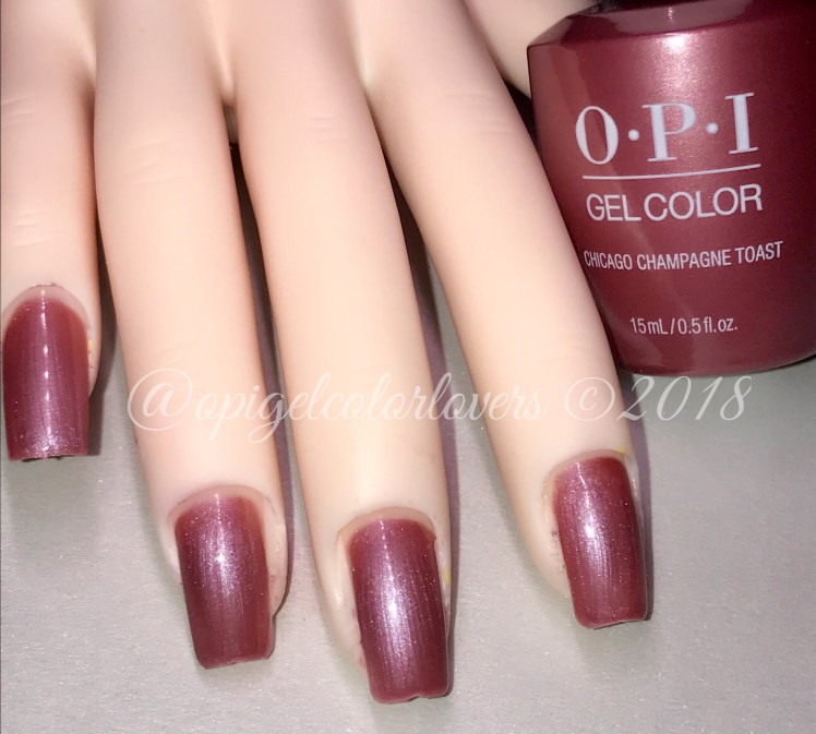 New Iconic Colors Releases Swatches Summer Fall 2018 Opi