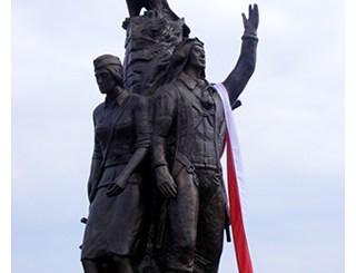 Pomnik Poslich Sił Zbrojnych na Zachodzie