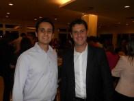 Flavio e colega da FRX