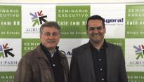 Ex prefeito Beto Trícoli prestigiou o evento