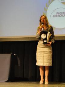 Ieda Danoski: Destaque feminino