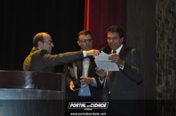 Adriano, Cristiano e Edson