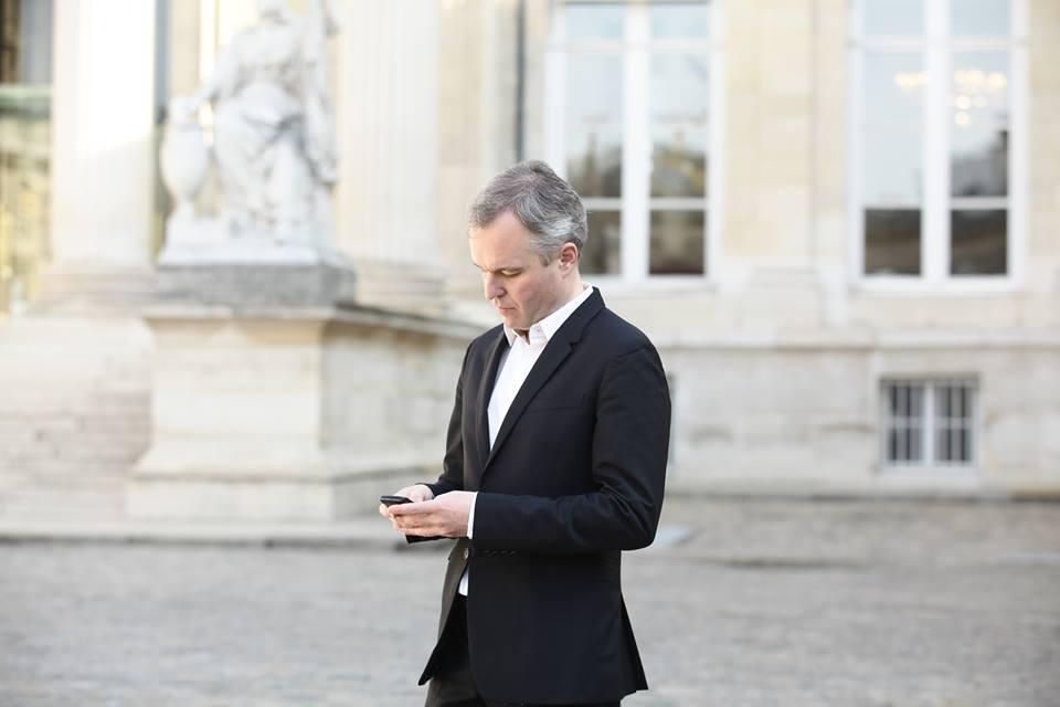 François de Rugy en avril 2014