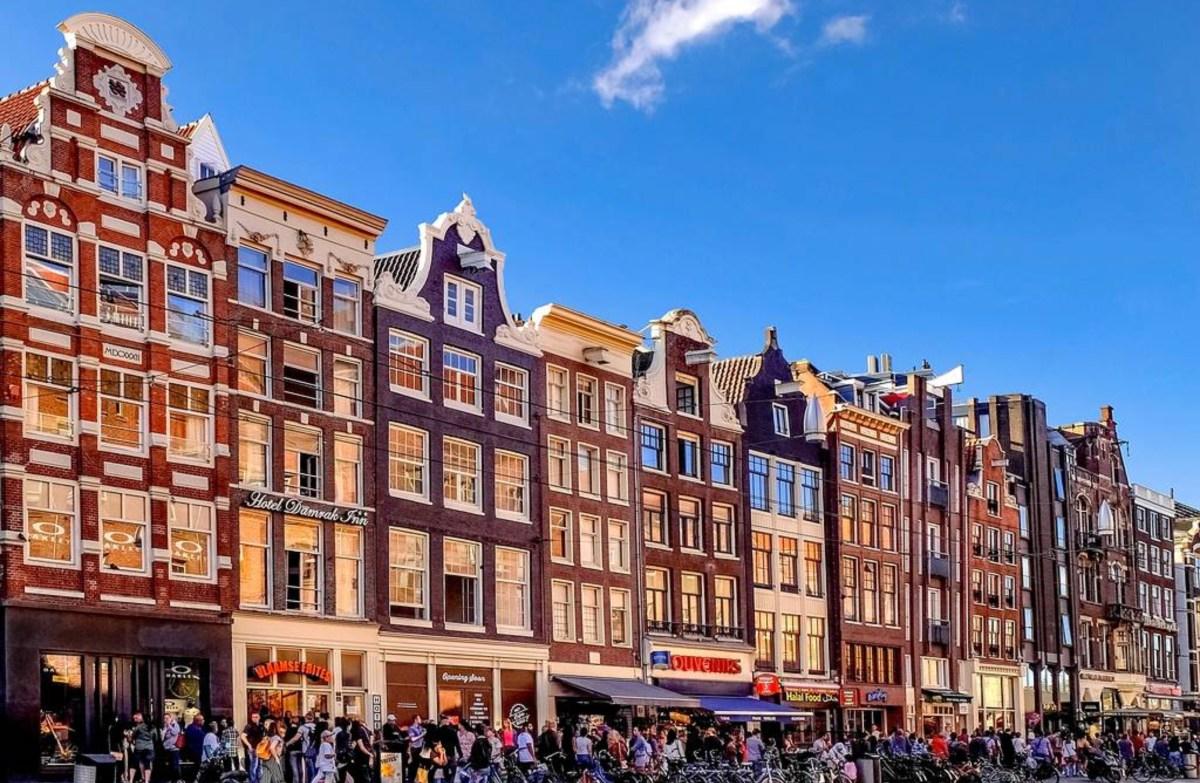 Mijn zorgen om Amsterdam