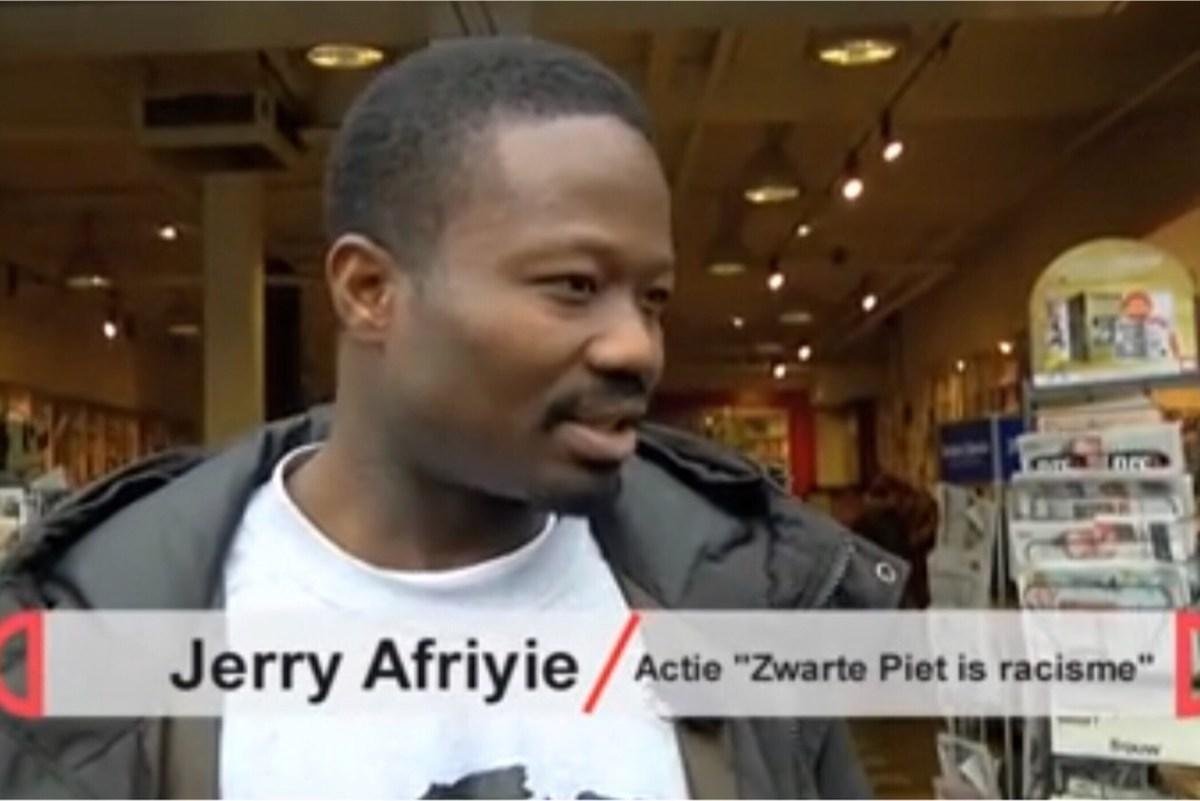 Nederland wordt van jou niet beter, Jerry Afriyie