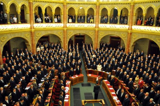 Parlement Hongarije