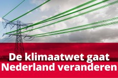 GroenLinks over de Klimaatwet
