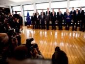 Titelfoto: EU-regeringsleiders op informele top inzake migratie en asielaangelegenheden (24 juni 2018)