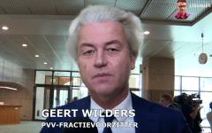 Geert Wilders spreekt met Ernst Lissauer over het Boerkaverbod.