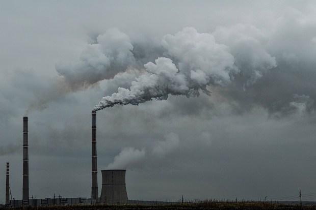 Industriële gasuitstoot