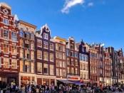 Zomertafereel Amsterdam