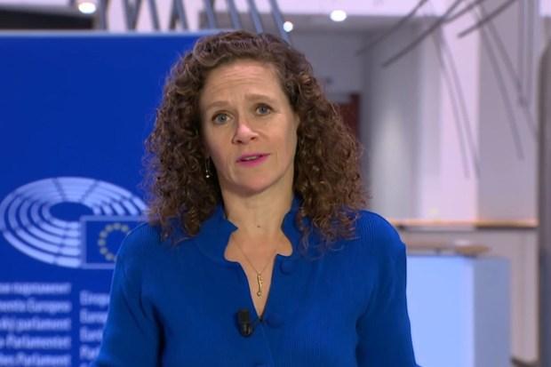D66 Europarlementariër Sophie in 't Veld