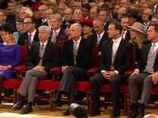 De politieke elite van 2017 in de Ridderzaal op Prinsjesdag.
