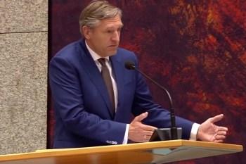 Sybrand Buma, politiek leider CDA.