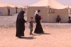 opvangkamp voor vluchtelingen uit Syrië in Turkije.