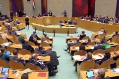 Tweede Kamer tijdens Algemene Beschouwingen 21 september 2018