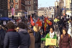 anti-Baudet demonstratie in Amsterdam (23 maart 2019)