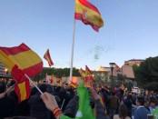 Demonstratie Vox (26 april 2019)