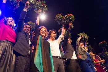 """Titelfoto artikel Pamela Pinas op OpinieZ.com """"Het asociale gezicht van GroenLinks"""""""