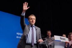 """Titelfoto bij artikel Jan Gajentaan op OpinieZ.com """"EU-benoemingen: Macron haalt de buit binnen"""""""