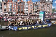 """Titelfoto bij artikel Frank Jansen op OpinieZ.com """"Diversiteitsbeleid politie is in strijd met de Grondwet"""""""