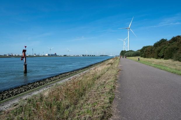 """Titelfoto artikel Alma van Hees Opiniez.com """"Failliet door Groene Stroom"""""""