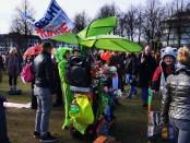 Demonstratie Malieveld: open brief aan de politie Coronabeleid 14 maart 2021 patricia de boer opiniez