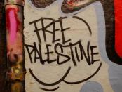 """Titelfoto bij artikel """"Free Palestine"""" brengt niemand vrijheid Alma van Hees opiniez"""