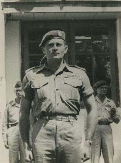 OpinieZ, kapitein Westerling, Westerling, Nederlands-Indië