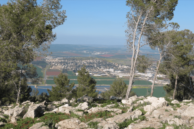 De lessen van de boevenjacht Simon soesan opiniez, gevangenen, terroristen, Israël, Gilboa
