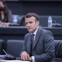 Macron: Pole Position voor Franse presidentsverkiezingen 2022