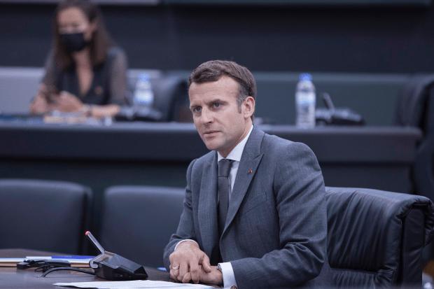 Macron: Pole Position voor Franse presidentsverkiezingen 2022 Jan gajentaan opiniez, EU