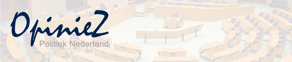 OpinieZ banner Politiek Nederland V3