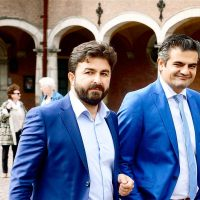 De gezwollen ego's van Kuzu, Öztürk en Farid Azarkan