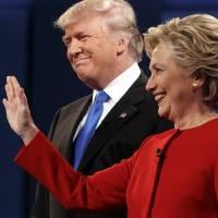 Trump bepaalt in debat zijn eigen koers