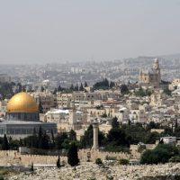 Trump's cadeau aan het jarige Jeruzalem