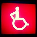 Niepełnosprawny Flickr.com