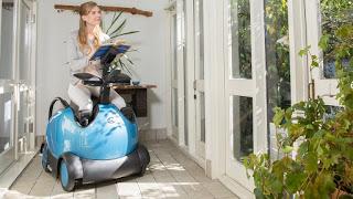 RODEM - wózek inwalidzki przyszłości wynaleziony w Japonii