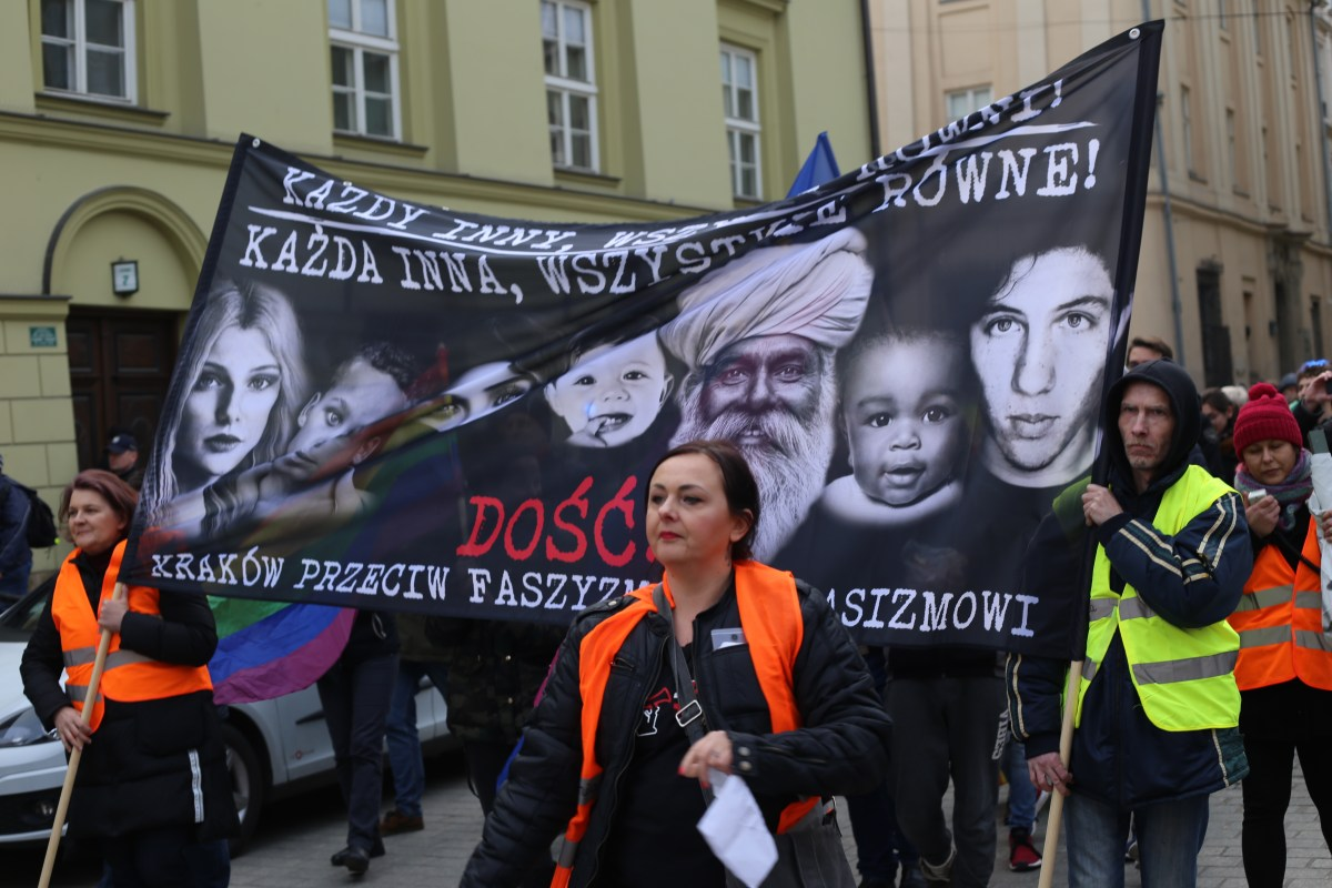 Krakow Equality March 2019